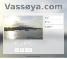 screenshot of vassoya.com